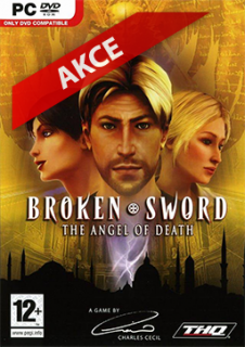 Hrypraha - Broken Sword: The Angel of Death  PC