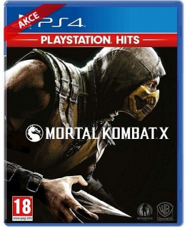 Hrypraha - Mortal Kombat X- PS4