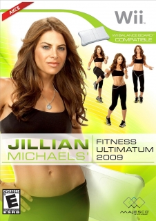 Hrypraha - Jillian Michaels' Fitness Ultimatum 2009  Wii