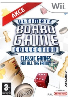 Hrypraha - Ultimate Board Games (Wii)