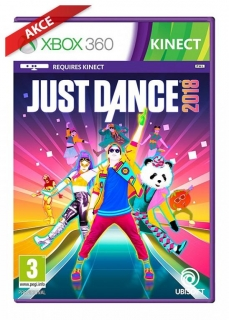 Kinect Just Dance 2018 Xbox 360