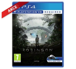 Robinson: The Journey PS4 VR Game
