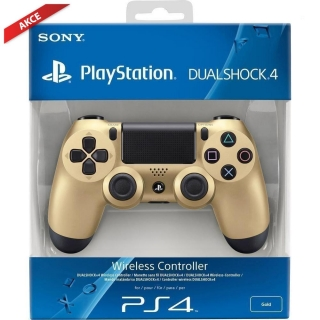 SONY PS4 Dualshock Controller V2 - Gold