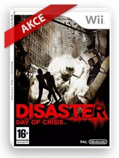 Hrypraha - Disaster: Day Of Crisis (Nintendo Wii)