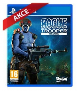 Hrypraha - Rogue Trooper Redux (PS4)