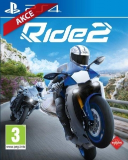 Hrypraha - RIDE 2 (PS4)