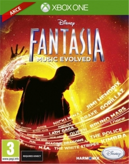Hrypraha - Disney Fantasia: Music Evolved