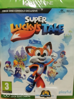Hrypraha - Super Luckys Tale xbox one