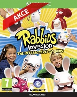 Hrypraha - Rabbids Invasion: The Interactive TV Show (Xbox One)