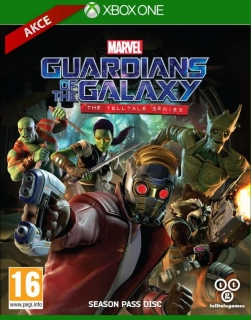 Guardians of the Galaxy - The Telltale Game Series