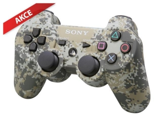 Sony Dualshock 3 Controller Camouflage