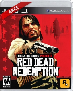 Hrypraha - Red Dead Redemption Ps3