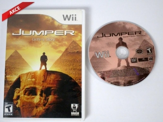 Hrypraha - Jumper game for Nintendo Wii