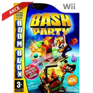 Hrypraha - Nintendo Wii - Boom Blox Smash Party