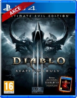 Diablo III: Ultimate Evil Edition - PS4