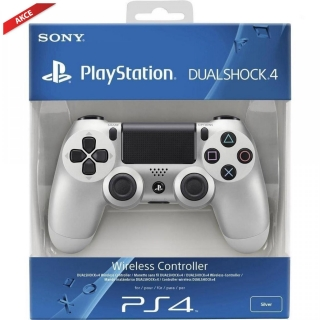 PlayStation 4 DualShock 4 Controller - Silver