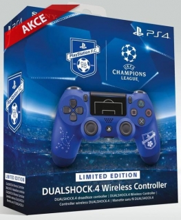 Sony Dualshock 4 Controller PlayStation F.C. Limited Edition (PS4)