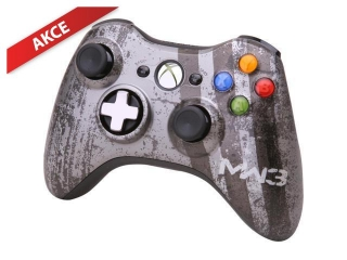 Official Call of Duty: Modern Warfare 3 Xbox 360 Controller (Accessories)