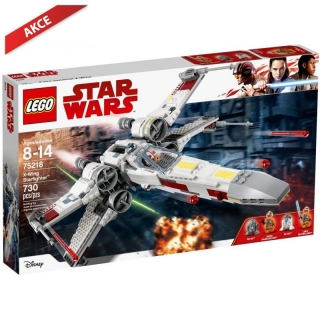 LEGO Star Wars Stíhačka X-wing Starfighter™ 75218