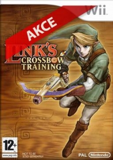 Hrypraha - Link's Crossbow Training wii