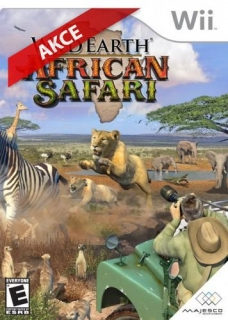 Hrypraha - Wild Earth: African Safari (Wii)