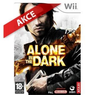Hrypraha - Alone in the Dark - Nintendo Wii