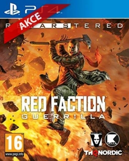 Hrypraha - Red Faction Guerrilla - Re-Mars-tered Edition (PS4)