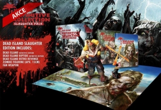 Hrypraha - PS4 Dead Island Slaughter Pack