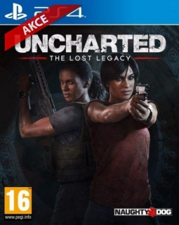 Hrypraha - Uncharted: The Lost Legacy - PS4