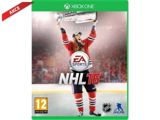 Hrypraha - XBOX ONE NHL 16