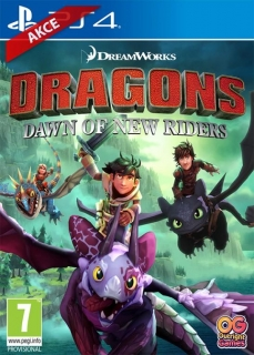 Hrypraha - Dragons: Dawn Of New Riders (PS4)