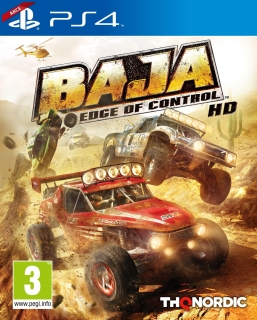 Hrypraha - BAJA: EDGE OF CONTROL HD Ps4
