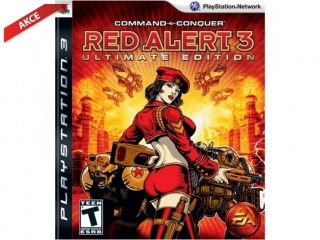 Hrypraha - PS3 COMMAND & CONQUER: RED ALERT 3