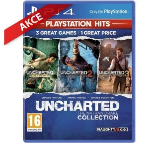 Hrypraha - Uncharted The Nathan Drake Collection (PS4)