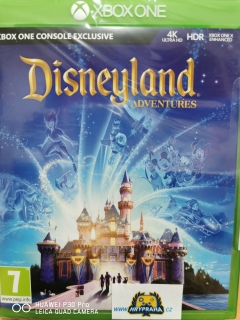 Hrypraha - Disneyland ADVENTURES - xbox one