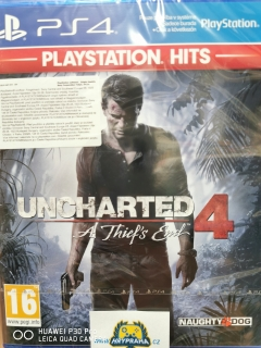 Hrypraha - Uncharted 4: A Thief's End - PS4