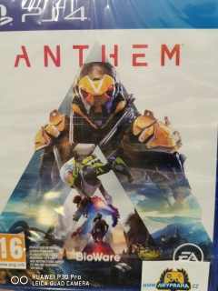 Hrypraha - ANTHEM Ps4