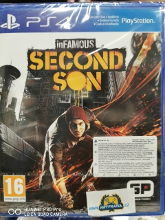Hrypraha - inFamous Second son (PS4)