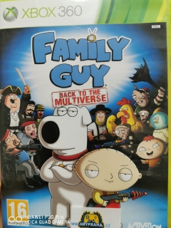 Hrypraha -  Xbox 360 Family Guy