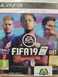 Hrypraha - FIFA 19 legacy edition Ps3
