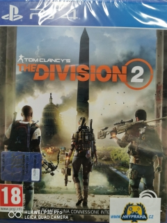 Hrypraha - Tom clancys The Division 2  Ps4