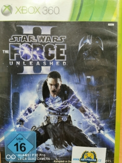 Hrypraha - Star Wars the Force UNLEASHED II -   Xbox 360