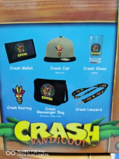 Hrypraha - Crash Bandicoot BigBox