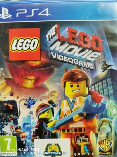 Hrypraha  - LEGO The Movie vydeogame   ps4