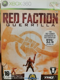 Hrypraha - Red faction Guerrilla - Xbox 360