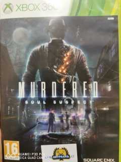 Hrypraha - murdered Soul  suspect - Xbox 360