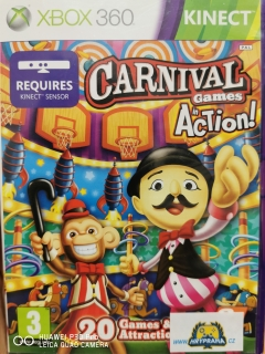 Hrypraha - Carnival games in action - Xbox 360