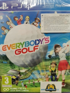 Hrypraha  - Everybodys golf - Ps4