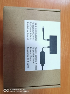 Hrypraha - Kinect adapter pro Windows a Xbox One S a X (PC/XONE)