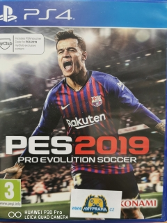 Hrypraha - Pro evolution soccer 2019 - Ps4